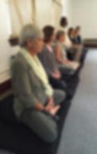 Zazen - Seated meditation