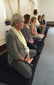 Zazen - Seated meditation