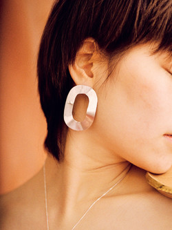 zygo collection large folio earrings