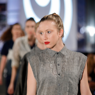 LINKS collection featured in Norwich Fashion Week
