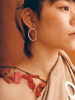 zygo collection round earrings