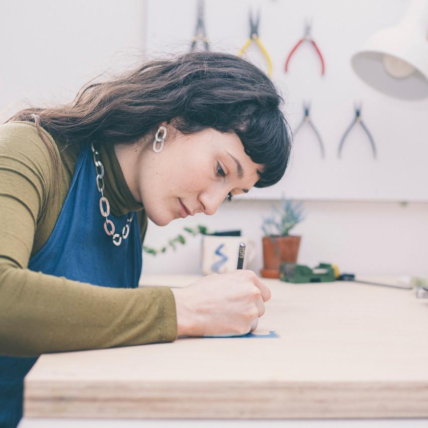 Lennie Beare Contemporary Jeweller
