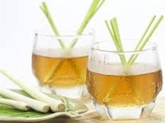 Organic Lemongrass Tea Deodorant Creme