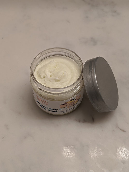 Whipped Body & Belly Butter