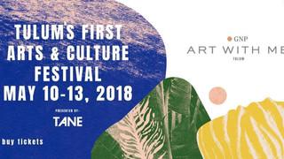 Art With Me *GNP Primer Festival de Arte y Cultura de Tulum