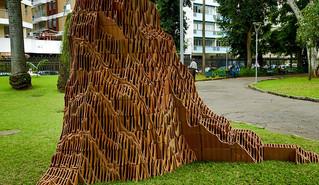 La arquitectura mutable de Andrey Zignnatto.