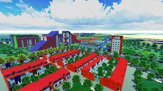 Colombia proyecta la 1ª ciudad sostenible.