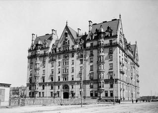 La increíble historia del edificio Dakota en Nueva York: un co-living exitoso