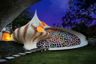 La arquitectura orgánica de Javier Senosian