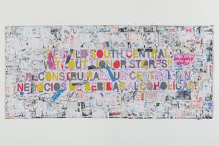 """""""A la caza de nuevos talentos en Art Basel, Miami, Florida, EEUU."""""""