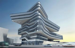 Recordando el legado de Zaha Hadid: arquitecta conceptual.