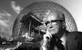 Richard Buckminster Fuller y los domos Geodésicos.