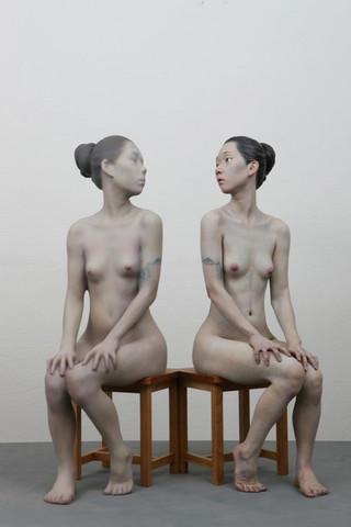 La realidad del artista Coreano Choi-Xooang.