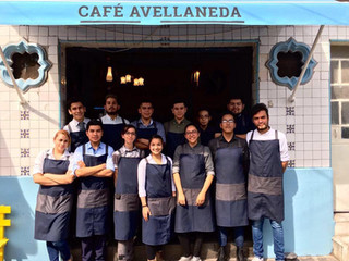 Café Avellaneda inaugura nueva casa