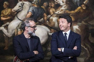 Italia propone activar la cultura regalando un bono de 500 euros.