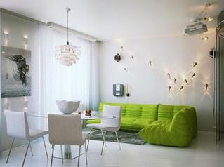 Un pequeño apartamento en San Petersburgo