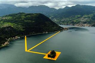 ¿Creías que era imposible caminar sobre el agua?