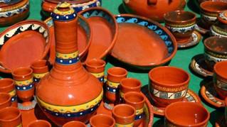 Artesanía Típica de Huasca