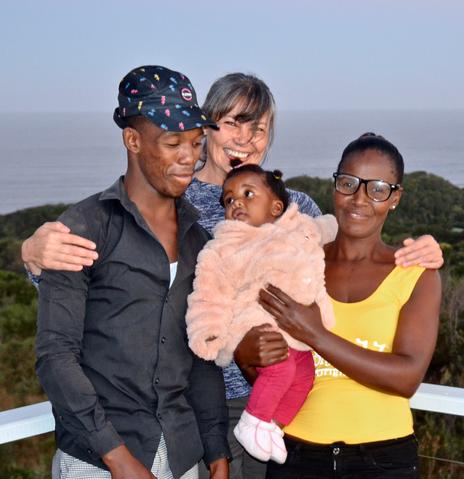 Thembi & family