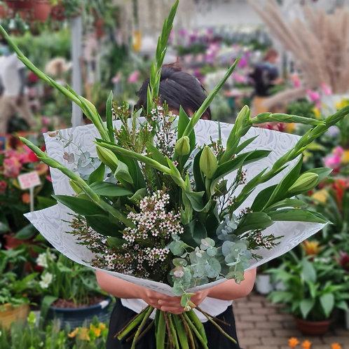 זר פרחים (יהלי)