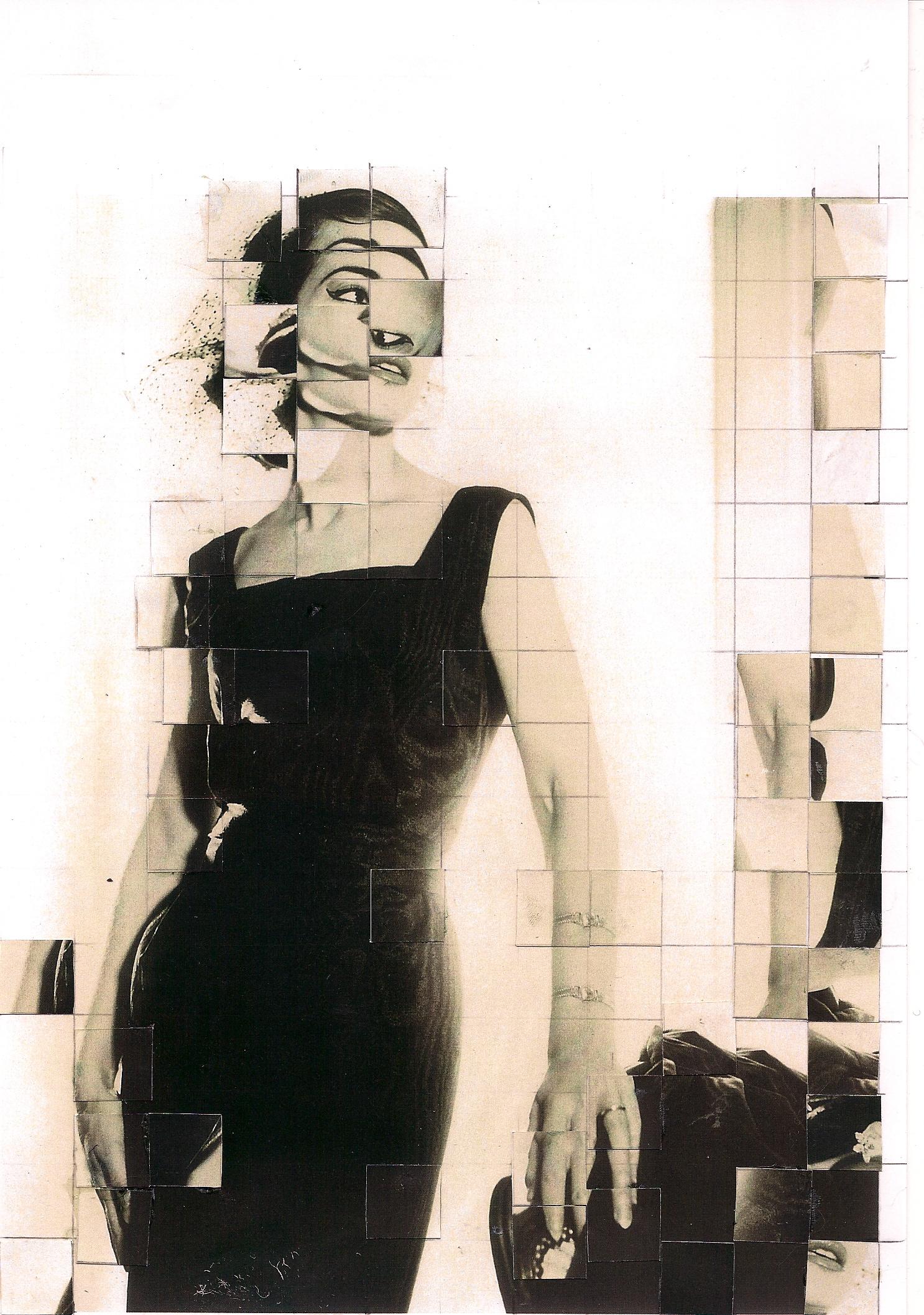 Maria Calas, (New York)1952