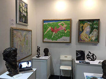 выставка Григория Потоцкого