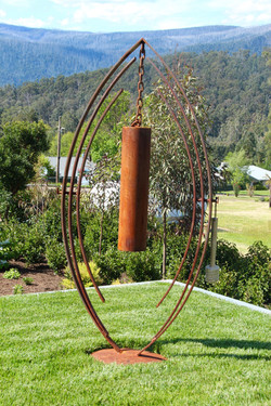 OVAL GONG