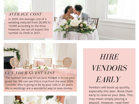 Budgeting for the Wedding of Your Dreams