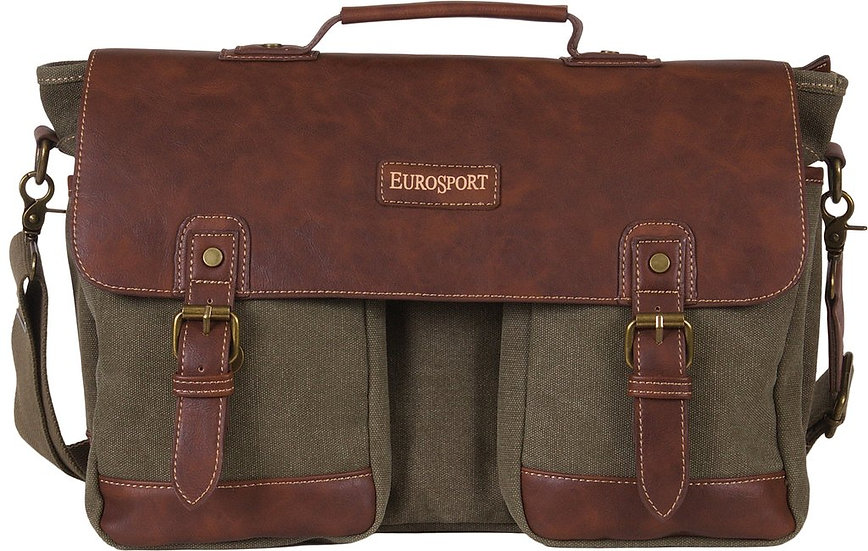 Eurosport Messenger Bag