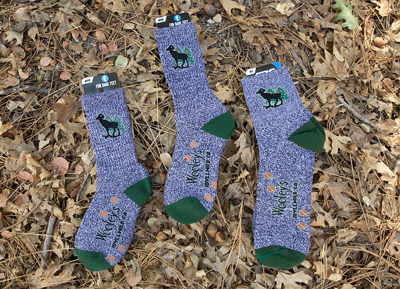 Wooley's Socks