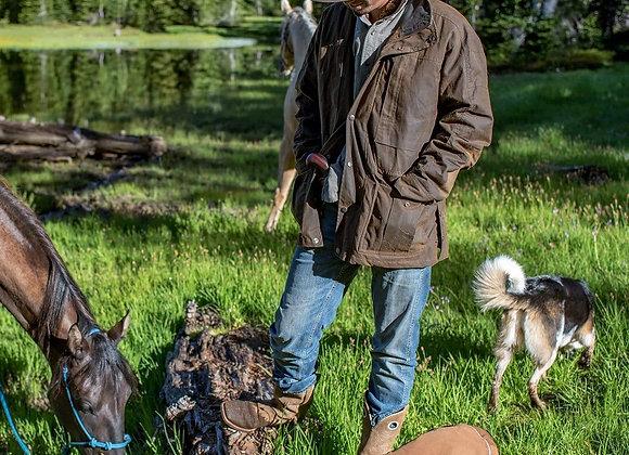 Men's Deer Hunter Jacket