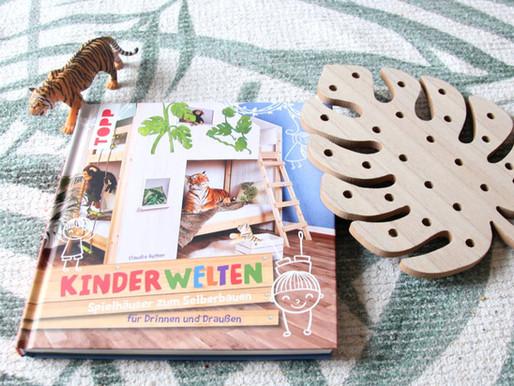 Ein Spielhaus fürs Kinderzimmer – tolle DIY-Ideen