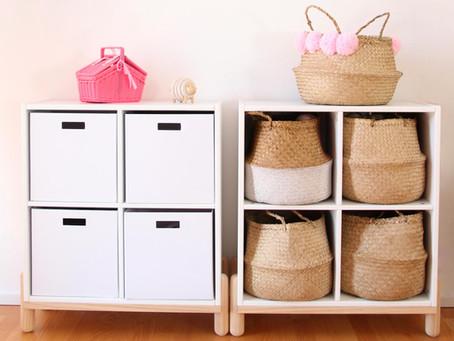10 Tipps gegen die Unordnung im Kinderzimmer