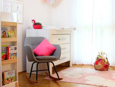 Das Kinderzimmer für dein Baby gestalten – die schönsten Ideen
