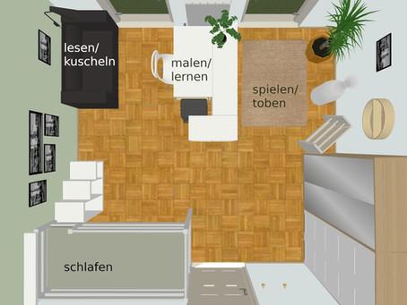 Das Kinderzimmer strukturieren – 7 Tipps für die perfekte Einrichtung