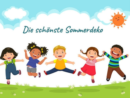 Die Sonne im Kinderzimmer - sommerliche Dekoideen (Friday Favourites)