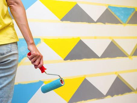 Wand streichen: die schönsten Ideen für das Kinderzimmer