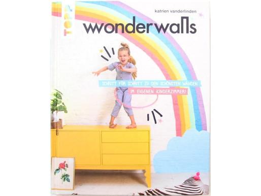 Außergewöhnliche Wandgemälde fürs Kinderzimmer