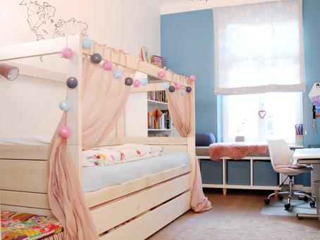 Die 15 besten Tipps wie du ein 10 qm Kinderzimmer gekonnt einrichtest