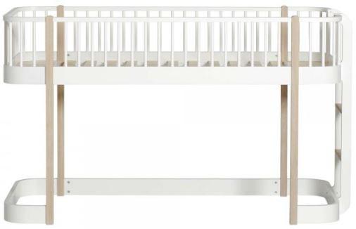 Oliver Furniture Wood Halbhohes Bett