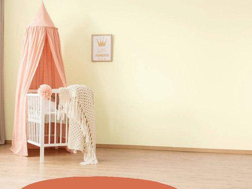 Ein Kinderzimmer in pastell einrichten – so geht`s