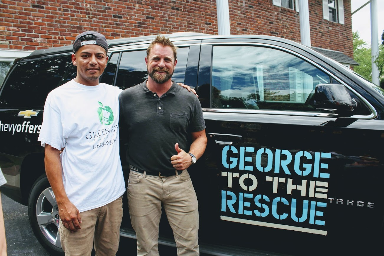 George to the Rescue (plainview ny )