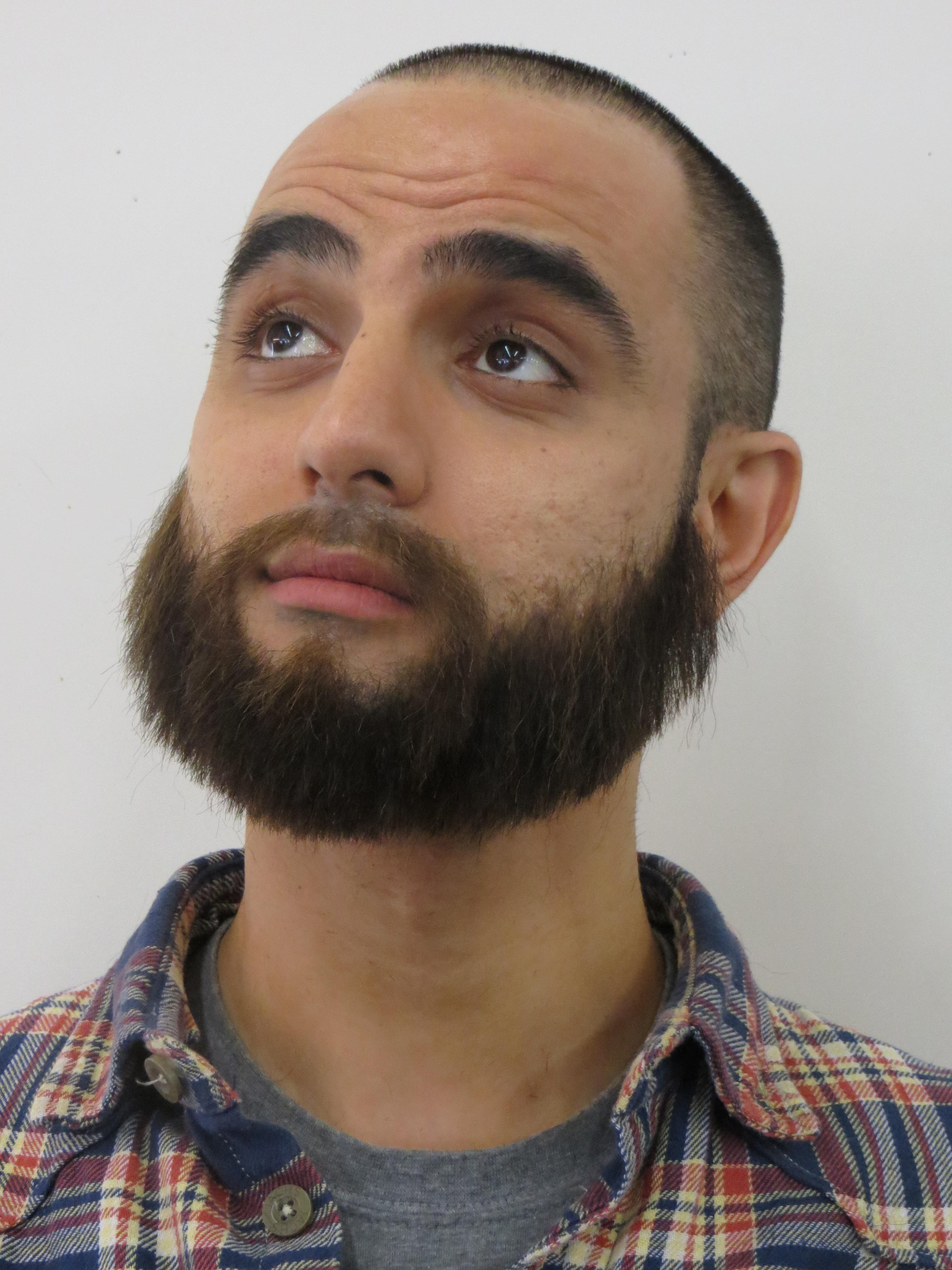 Handlaid Beard