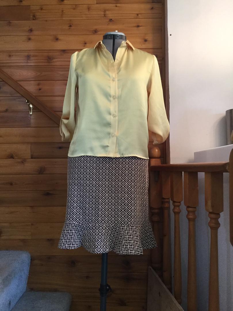 Amanda  G skirt & blouse.JPG
