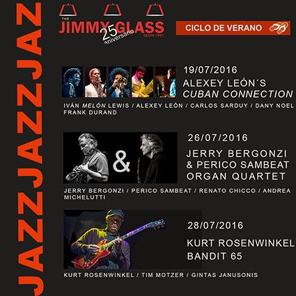 Jimmy glass Summer Festival
