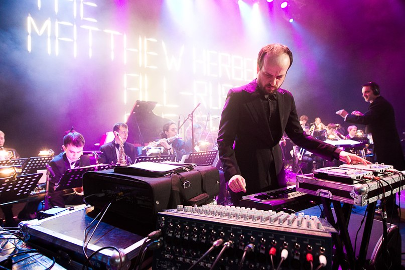 Matthew Herbert All Russian Band