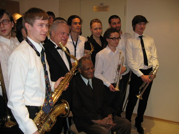 Big Band with McCoy Tyner