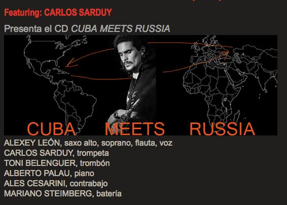 Cuba meets Russia