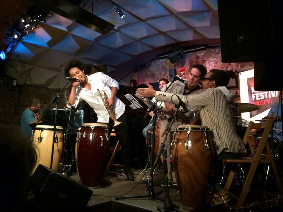 Carlos Sarduy Quartet