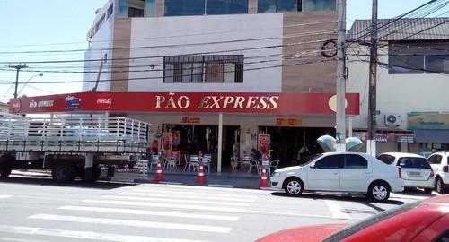 Pão Express Vilas